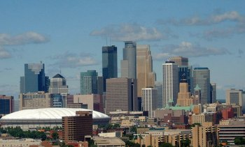 Minneapolis Skyline 3