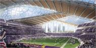 Vikings Stadium - Architects Rendering 2